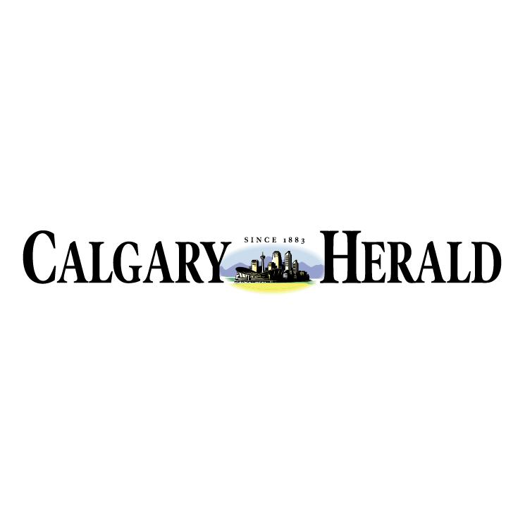 free vector Calgary herald 0