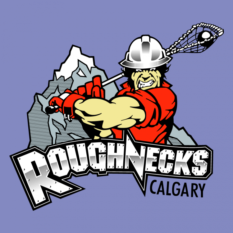 free vector Calgary roughnecks