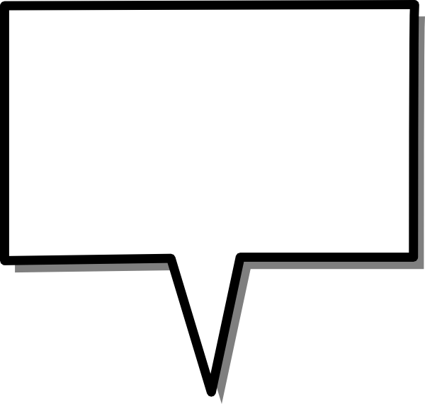 free vector Callout clip art