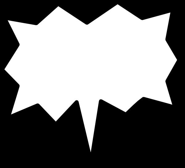free vector Callout Segmented Center clip art