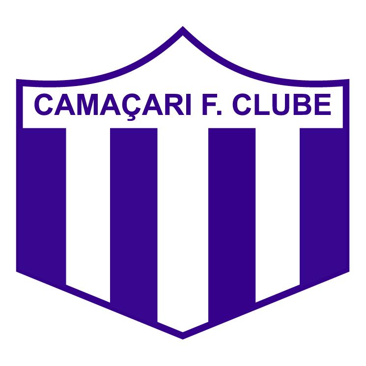free vector Camacari futebol clube de camacari ba
