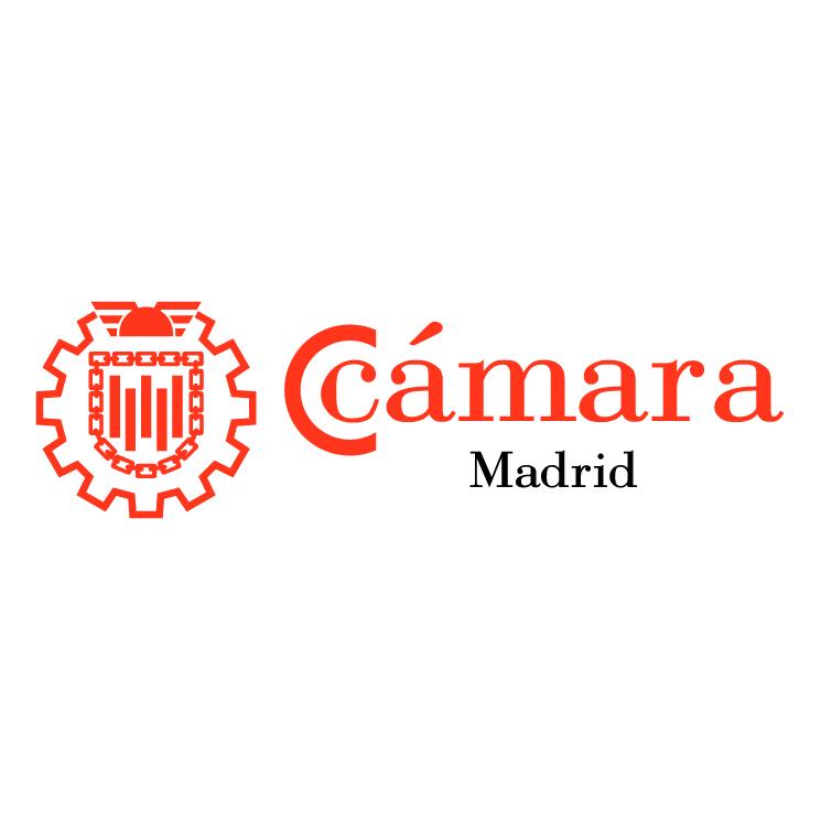 free vector Camara de comercio madrid 0