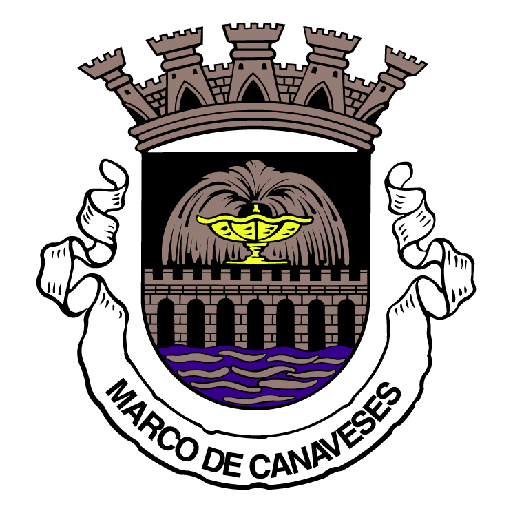 free vector Camara municipal do marco de canaveses
