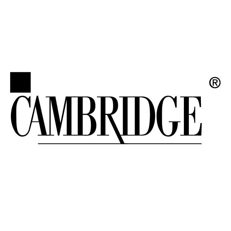 free vector Cambridge