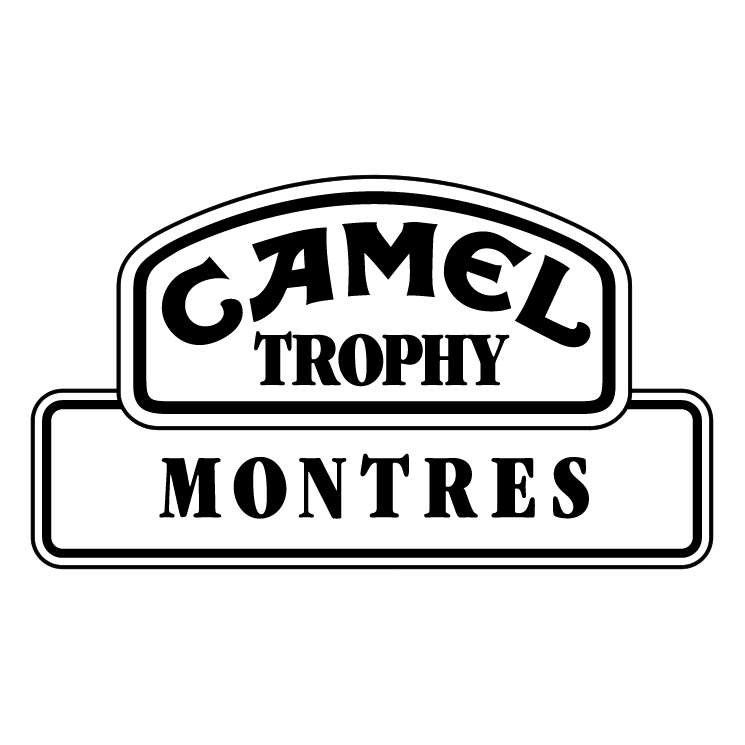 free vector Camel trophy 1