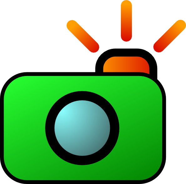 free vector Camera clip art 117808