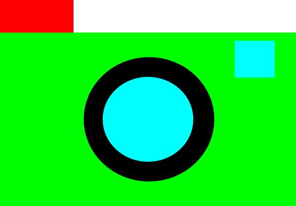 free vector Camera Icon clip art