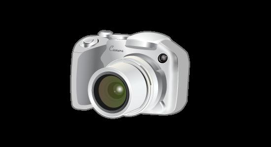 free vector Camera Icon Vector