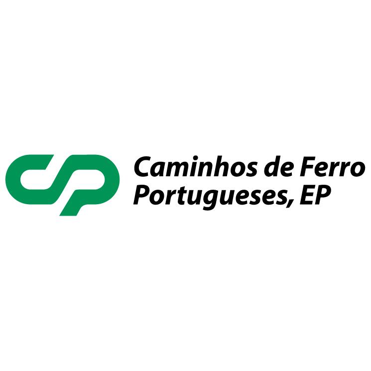 free vector Caminhos de ferro portugueses