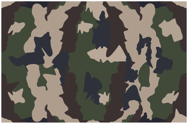 free vector Cammo ACE
