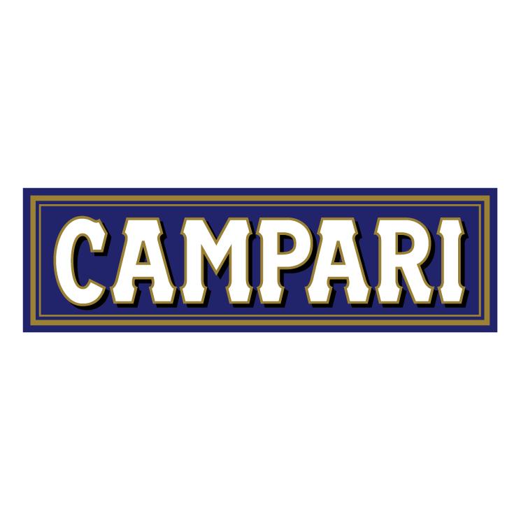 free vector campari_087074_campari