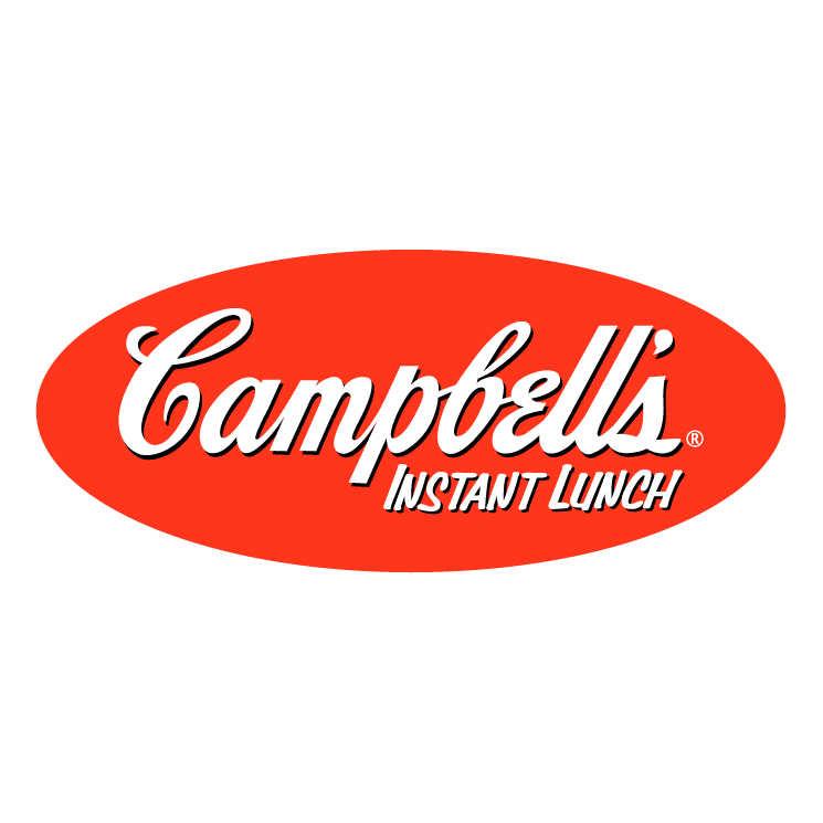 free vector Campbells instant lunch 0