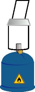 free vector Camping Light clip art