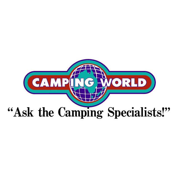 free vector Camping world