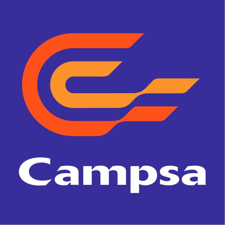 free vector Campsa