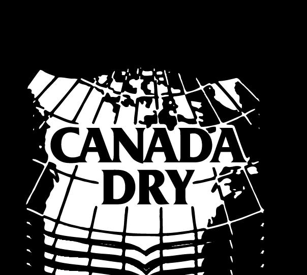 free vector Canada dry logo