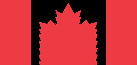 free vector Canada logo