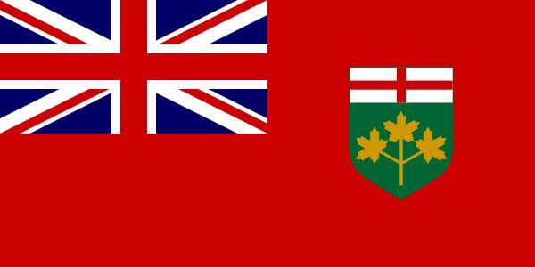 free vector CanadaOntario clip art