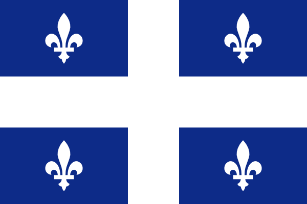 free vector CanadaQuebec clip art