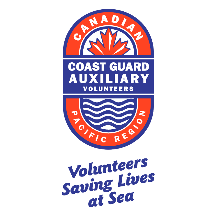 free vector Canadian coast guard auxiliary 0