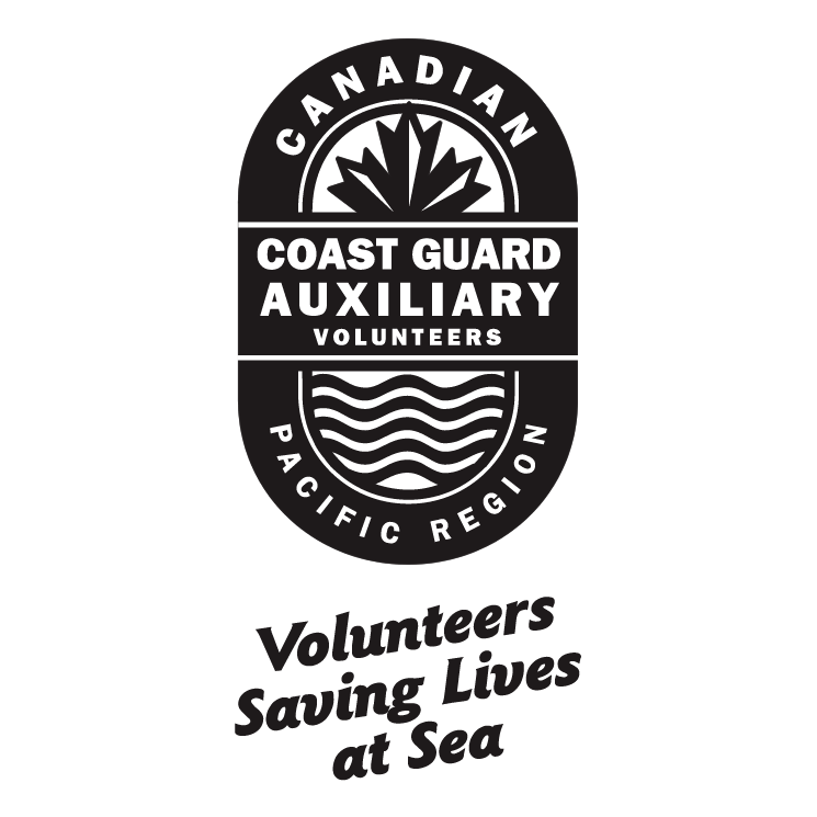 free vector Canadian coast guard auxiliary