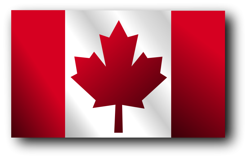 free vector Canadian Flag 2