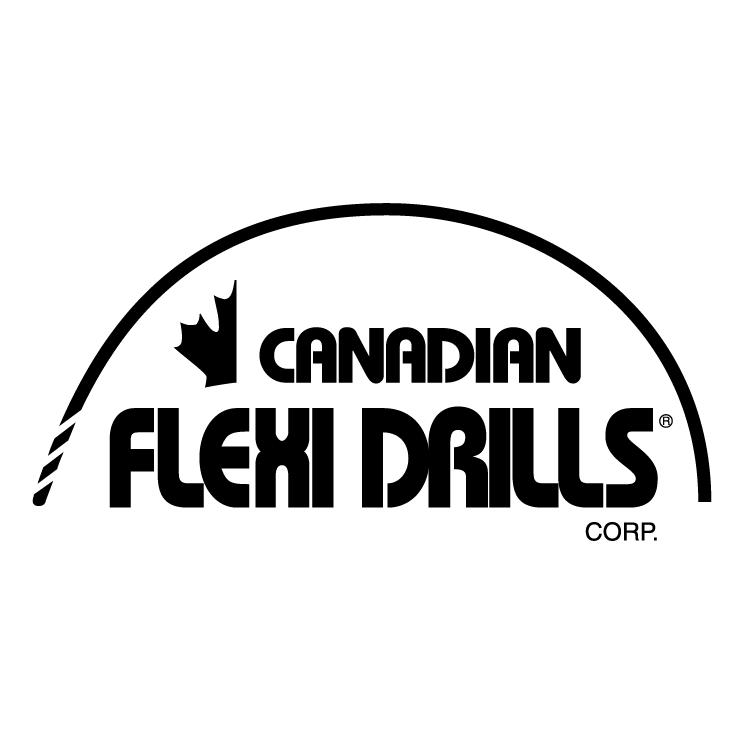 free vector Canadian flexi drills