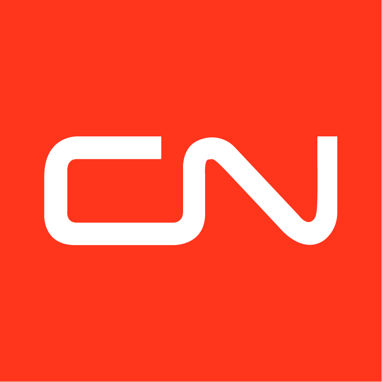 free vector Canadian national railway 0