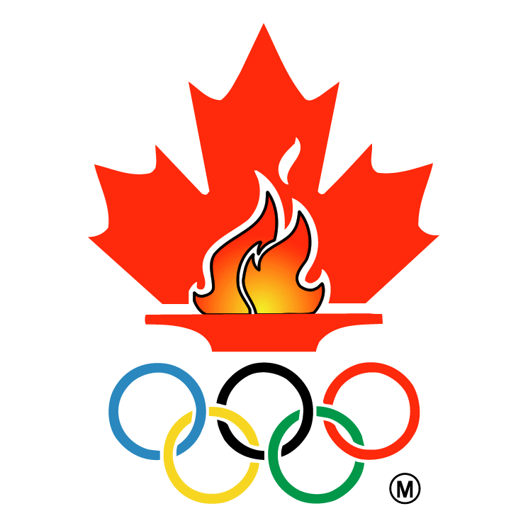 free vector Canadian olympic team 0