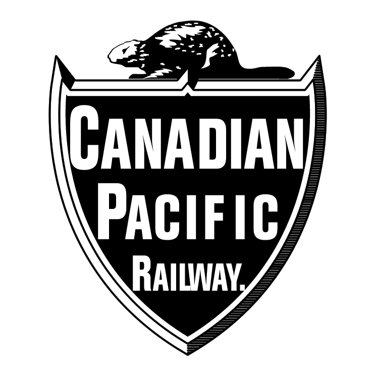 free vector Canadian pacific railway 7