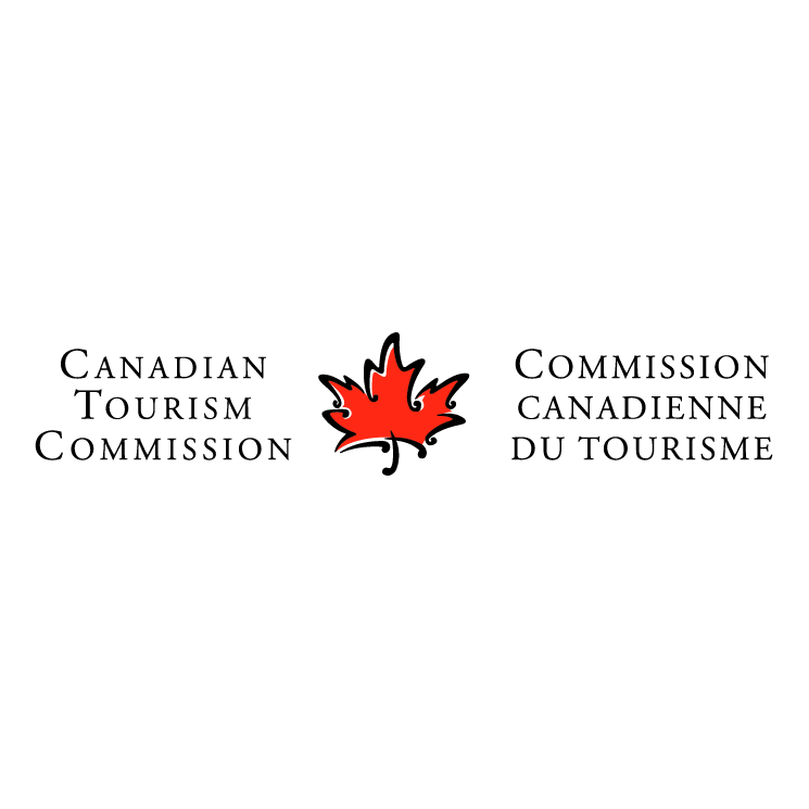 free vector Canadian tourism commission