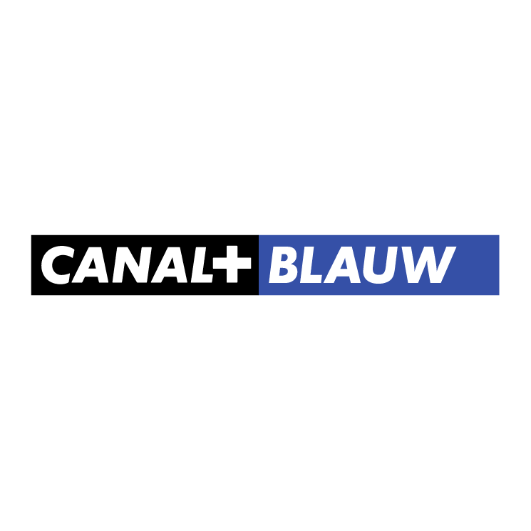 free vector Canal blauw