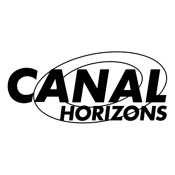 free vector Canal horizons