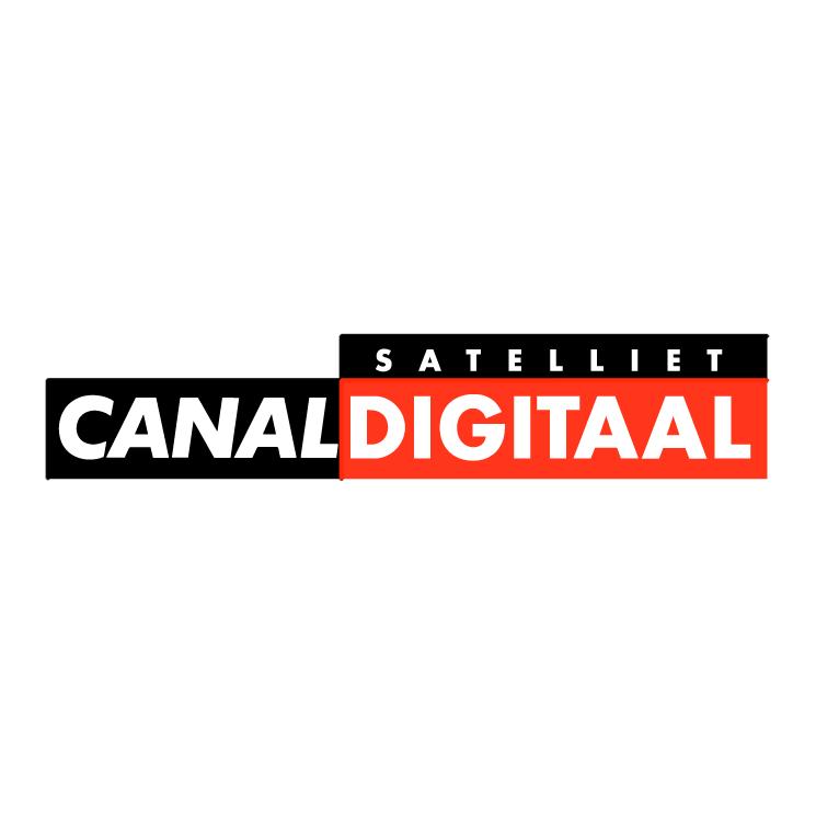 free vector Canal satelliet digitaal