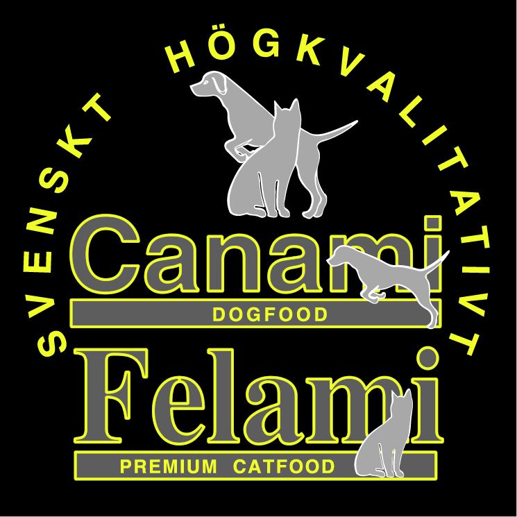 free vector Canami felami