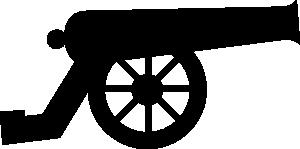 free vector Cannon clip art