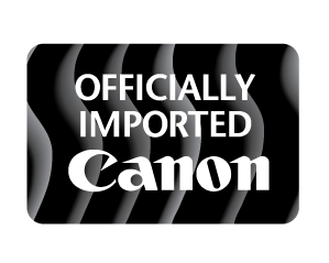free vector Canon Officially Imported