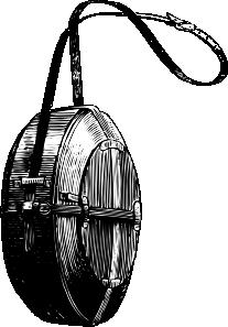 free vector Canteen clip art