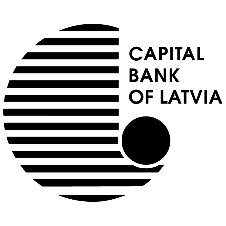 free vector Capital bank of latvia