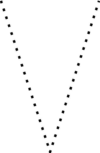 free vector Capital Letter V clip art