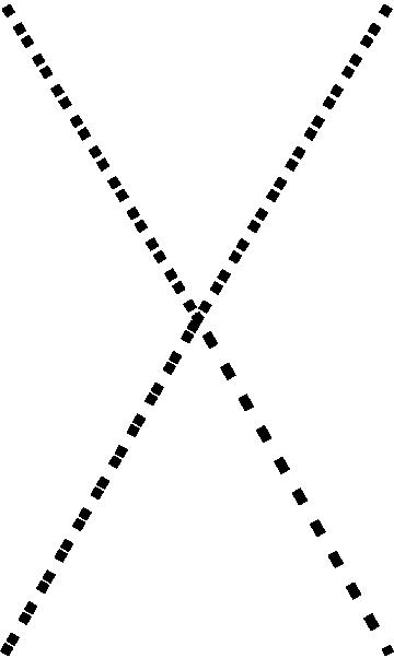 free vector Capital Letter X clip art