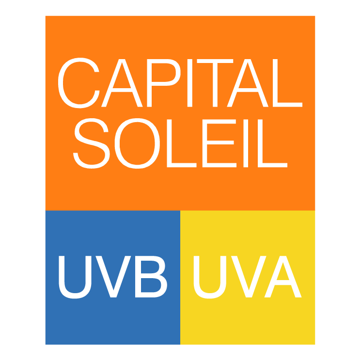 free vector Capital soleil
