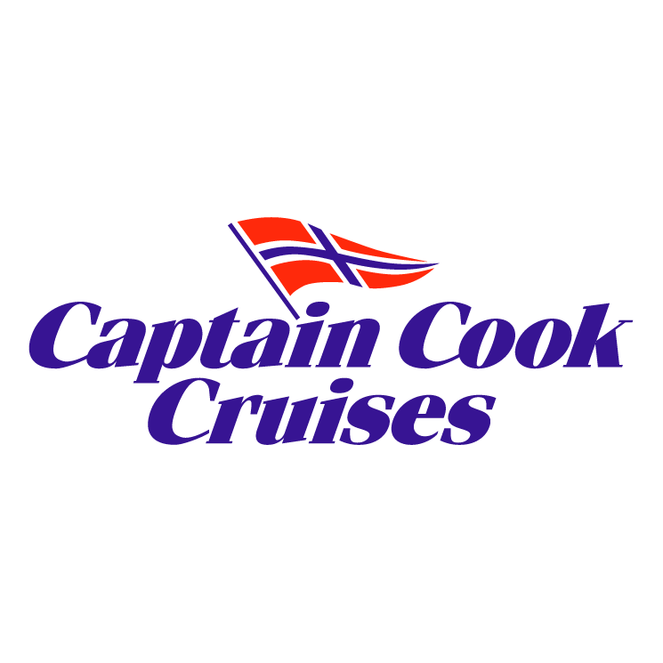 free vector Captain cook cruises