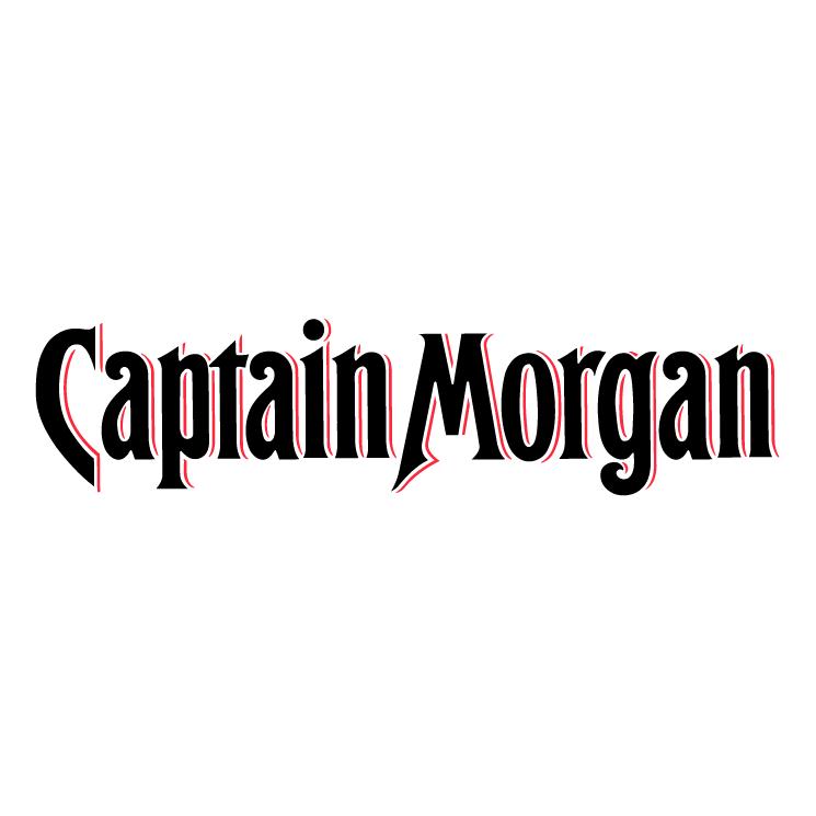 free vector Captain morgan 1