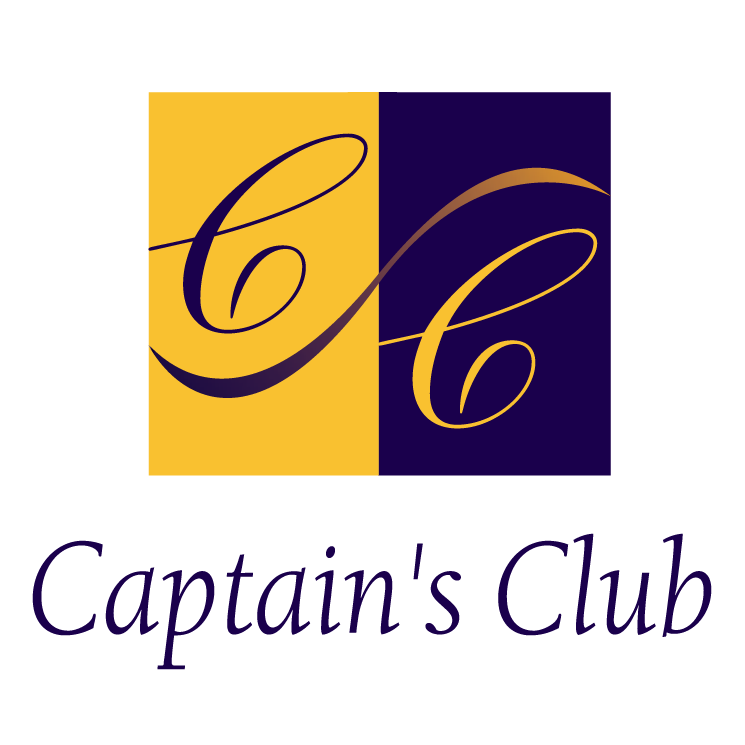 free vector Captains club