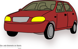 free vector Car clip art