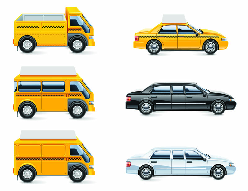 free vector Car icon vector