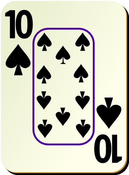 free vector Card clip art 105199