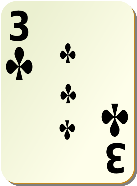 free vector Card clip art 121440