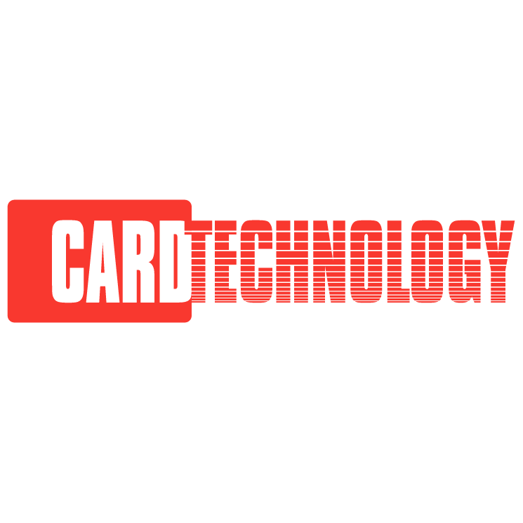 free vector Card technology